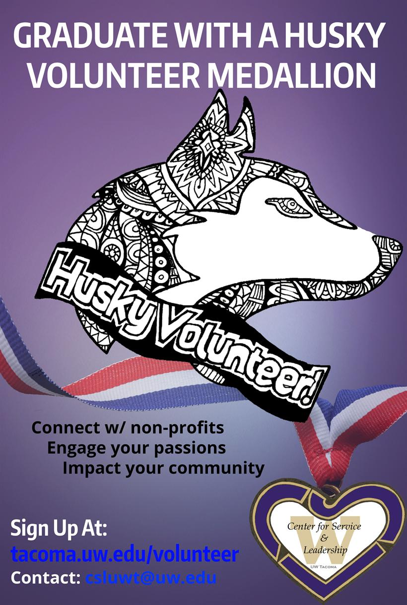 Husky Volunteer-  Orientation To Service