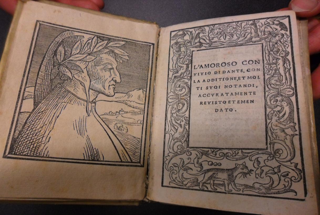 """Beatrice Arduini: """"Dante's Convivio: the Creation of a Cultural Icon"""""""