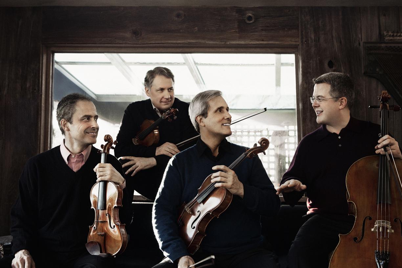 Emerson String Quartet with Craig Sheppard