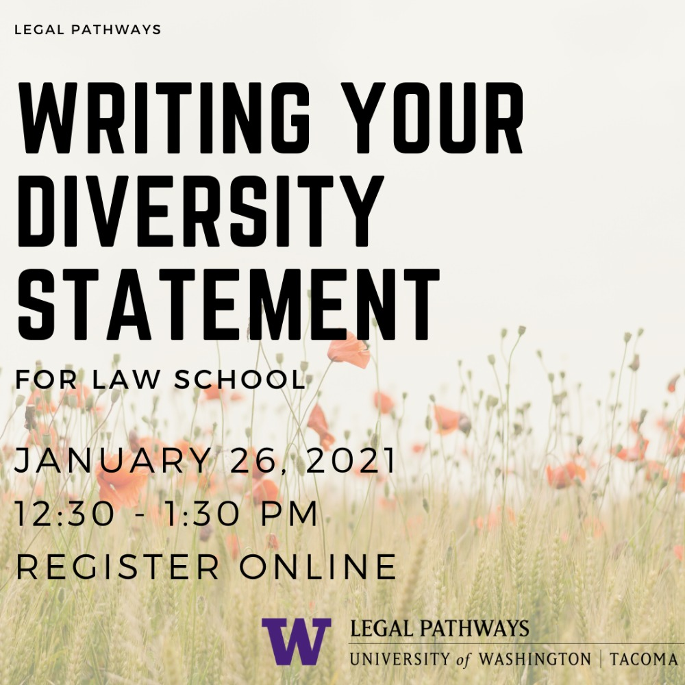 Writing Your Diversity Statement