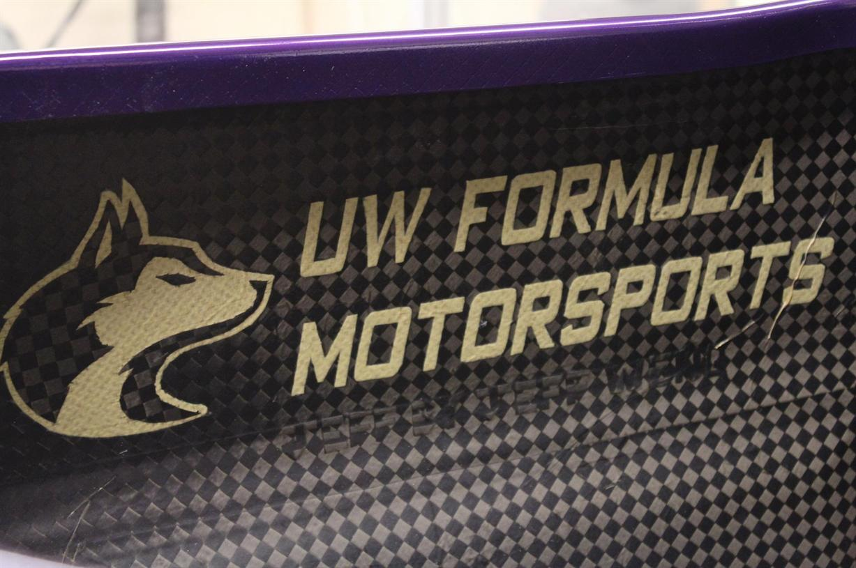 Unveiling of UW Formula Motorsports cars