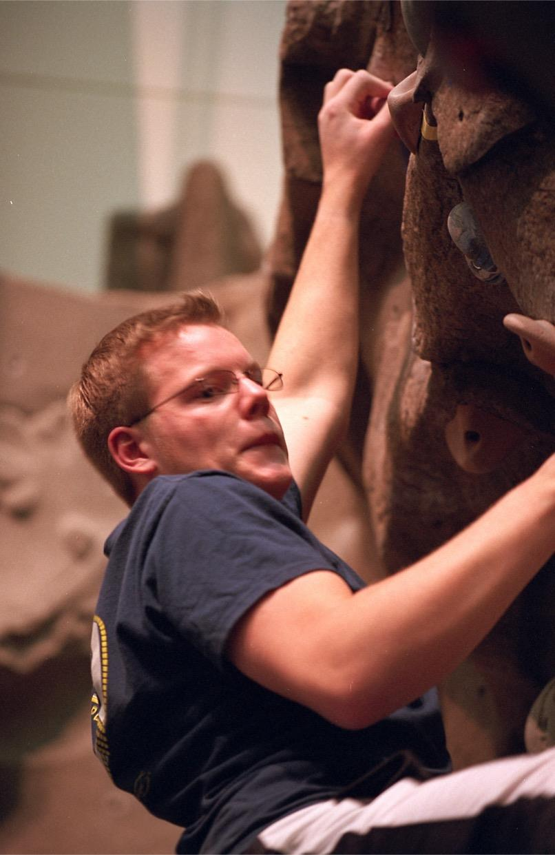 Deadline to register for Basic Climbing