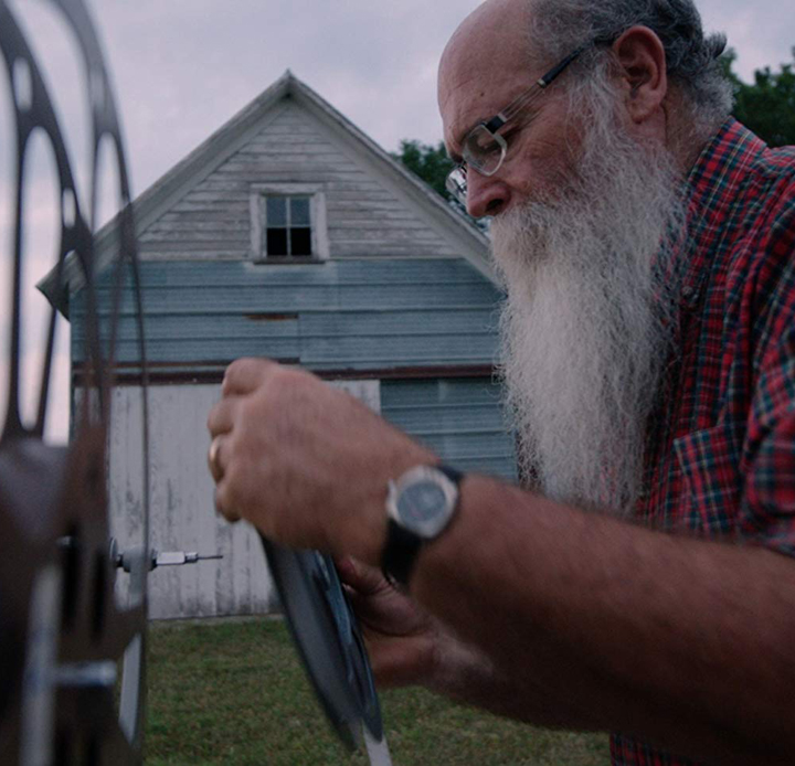 Behind the Scenes of the film Saving Brinton