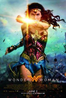 Movie Under the Stars - Wonder Woman