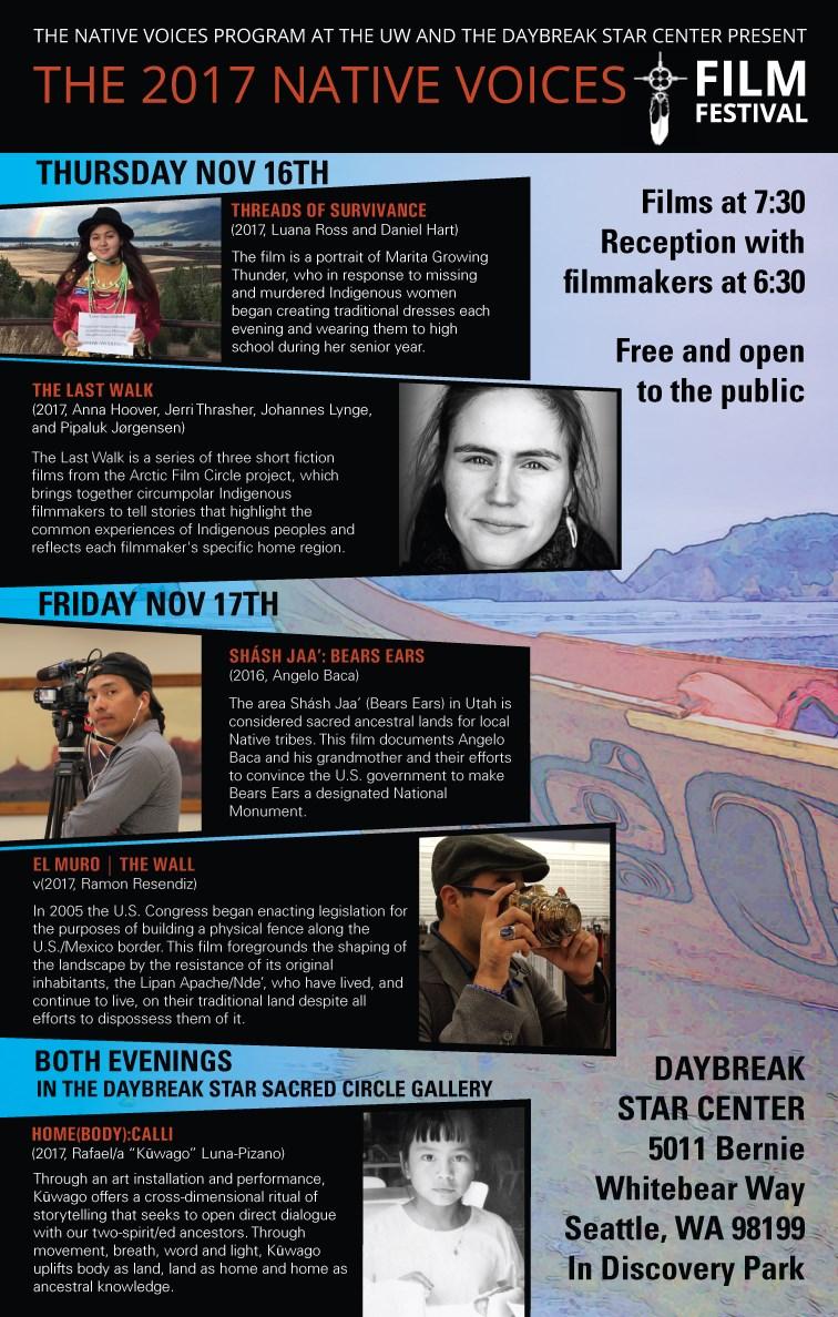 Native Voices Film Festival