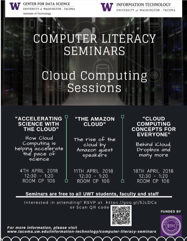 Computer Literacy Seminar - Cloud Computing Concepts for Everyone