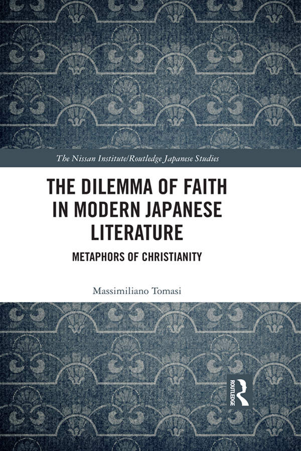 """Faith and Fate in Meiji and Taishō Literature"" with Massimiliano Tomasi, Western Washington University"