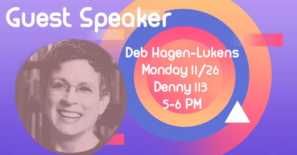 UW Net Impact Guest Speaker Event: Deb Hagen-Lukens