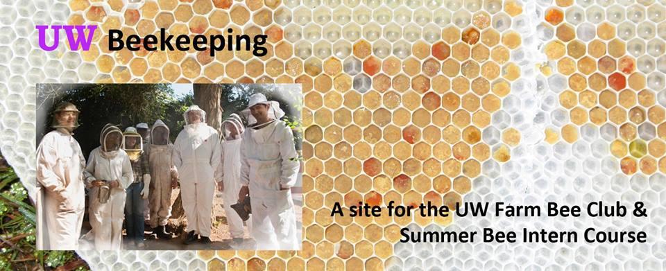 UW Beekeeping Honey Sale
