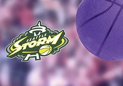 UW Bothell night with Seattle Storm