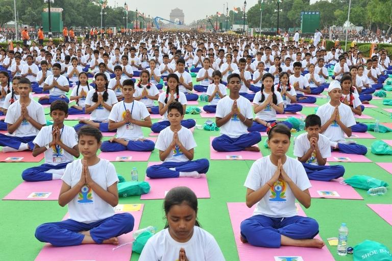 Sunila Kale and Christian Novetzke on the Politics of Yoga