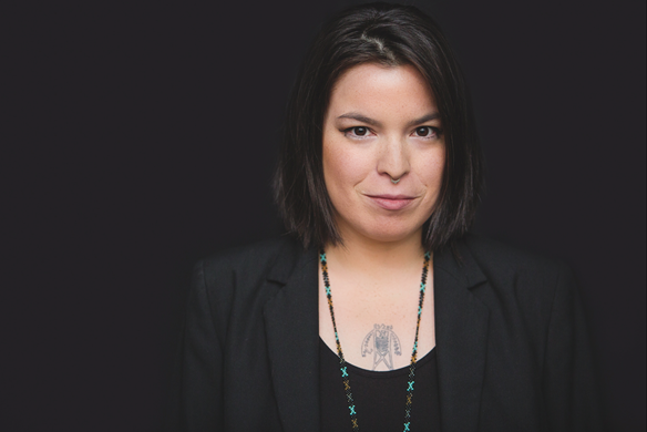 CANCELLED: CANADA | Fireside Discussion with Innu Artist: Natasha Kanapé Fontaine