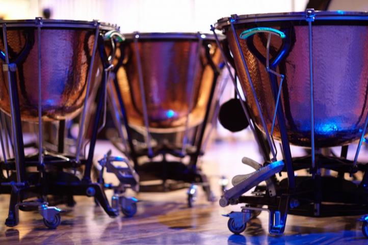 "Percussion Ensemble: ""Percussion Music as Revolution"""