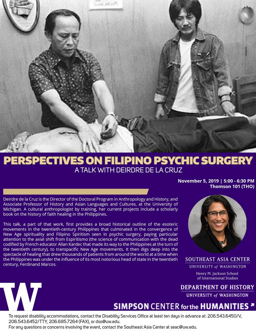Perspectives on Filipino Psychic Surgery
