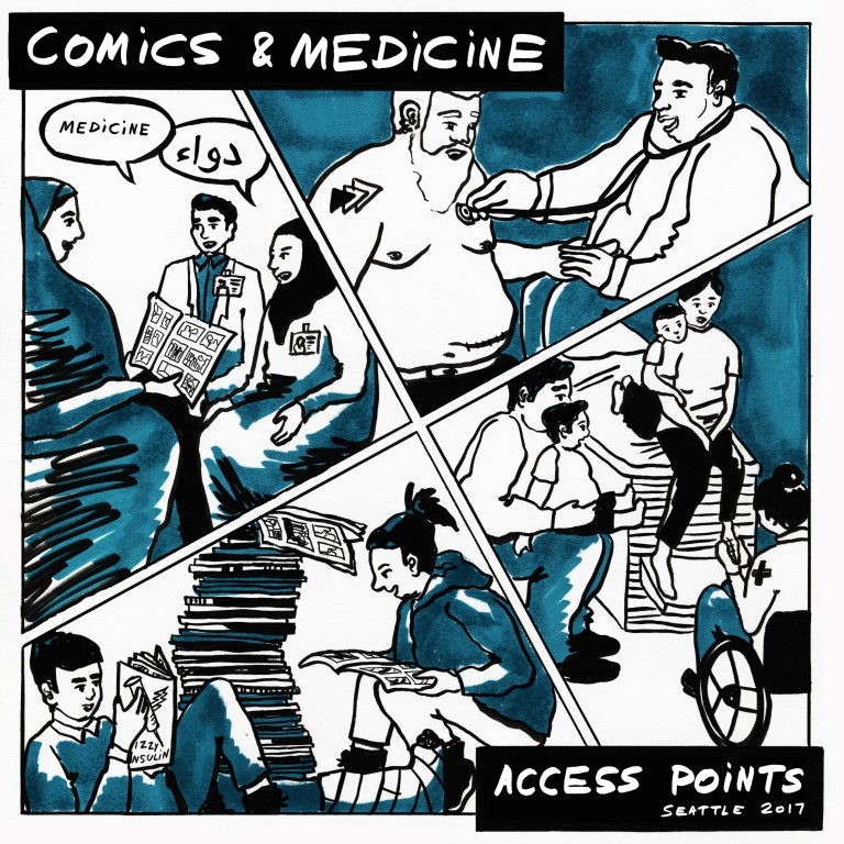 Comics & Medicine Conference: Access Points