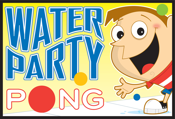 SAB: Water Pong Tournament