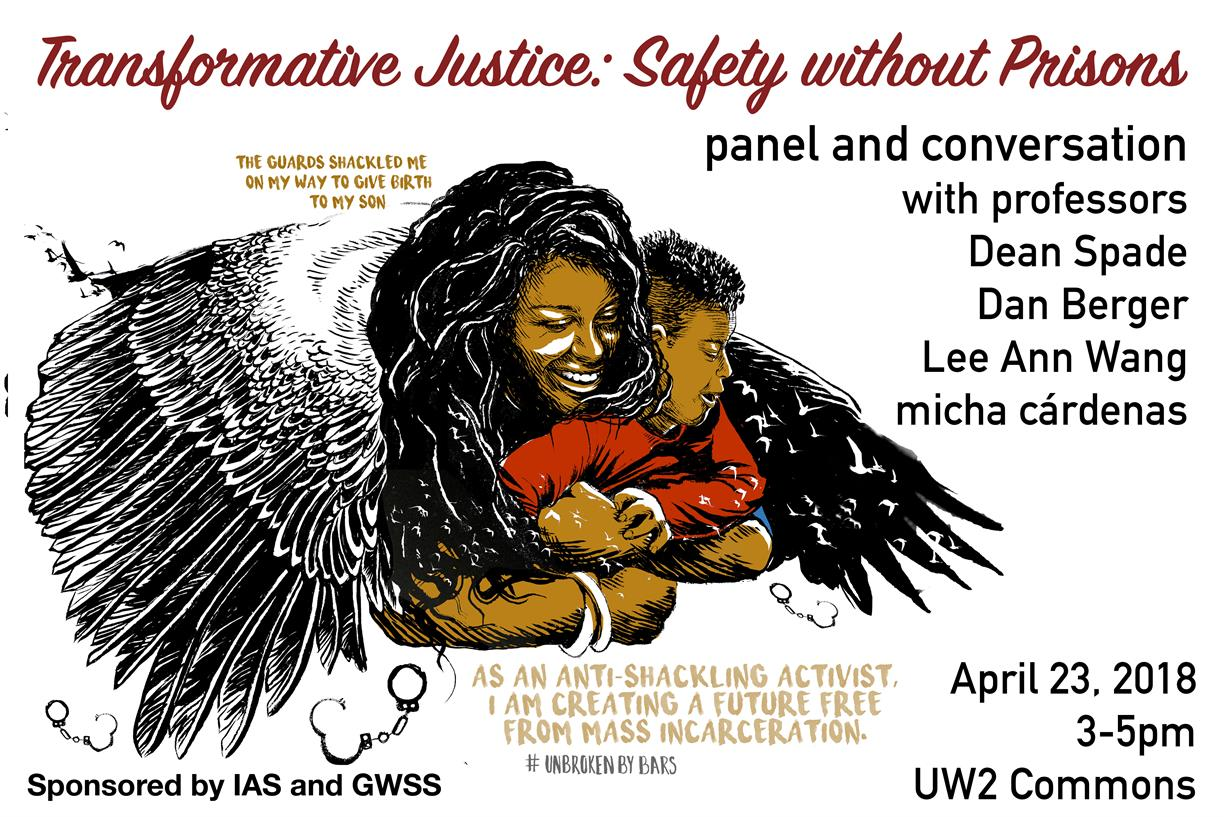 Transformative Justice: Safety Without Prisons