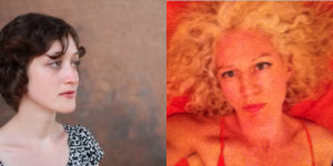 Poetry & Conversation with Anne Lesley Selcer & Amaranth Borsuk