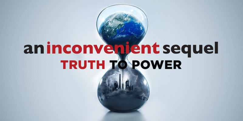 Campus screening of An Inconvenient Sequel: Truth to Power and live-stream Q&A with Al Gore