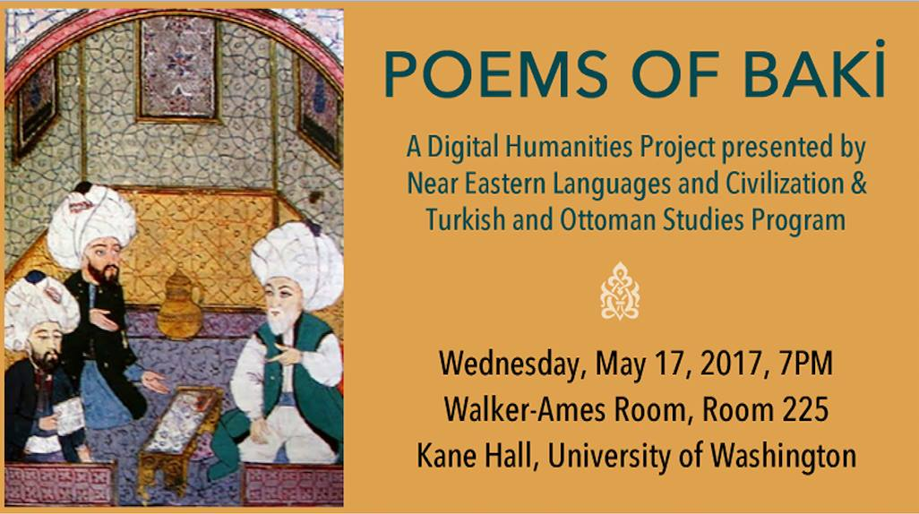 Poems of Baki: A Digital Humanities Project