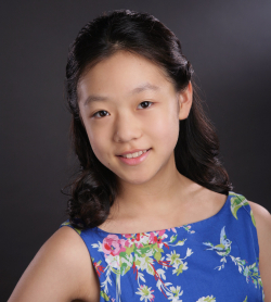Catch a Rising Star: Sophie Lee, violin