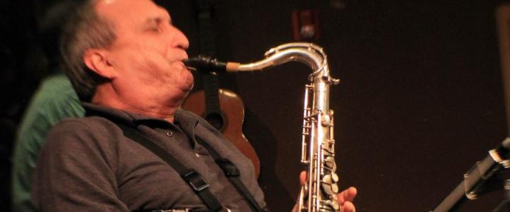 Canceled: New Music Festival: Indigo Mist with George Garzone