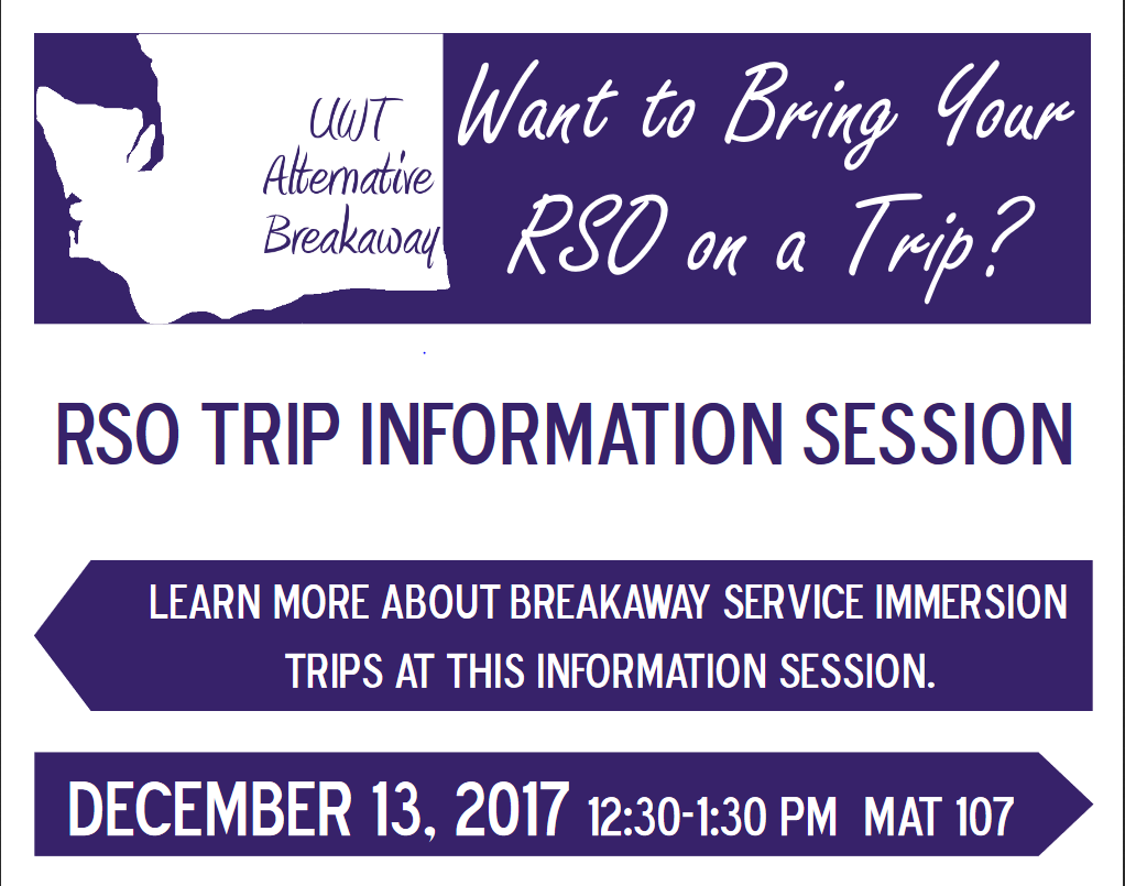 Alternative Breakaway Info Session