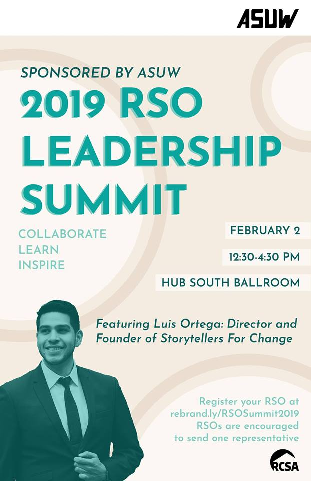 RSO Leadership Summit 2019