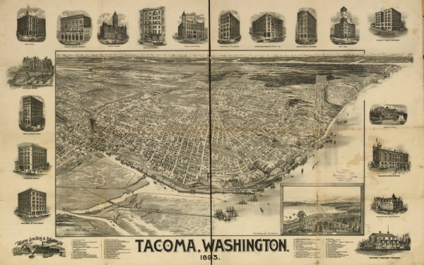 #TacomaPublicDomain: Mining DPLA (and Other Amazing Online Collections) for Local History