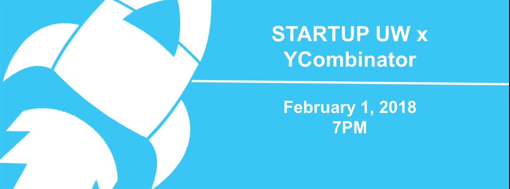 Startup UW x YCombinator