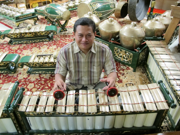 "Ethnomusicology Visiting Artist Concert: Heri Purwanto, ""Javanese Gamelan Music & Dance"""