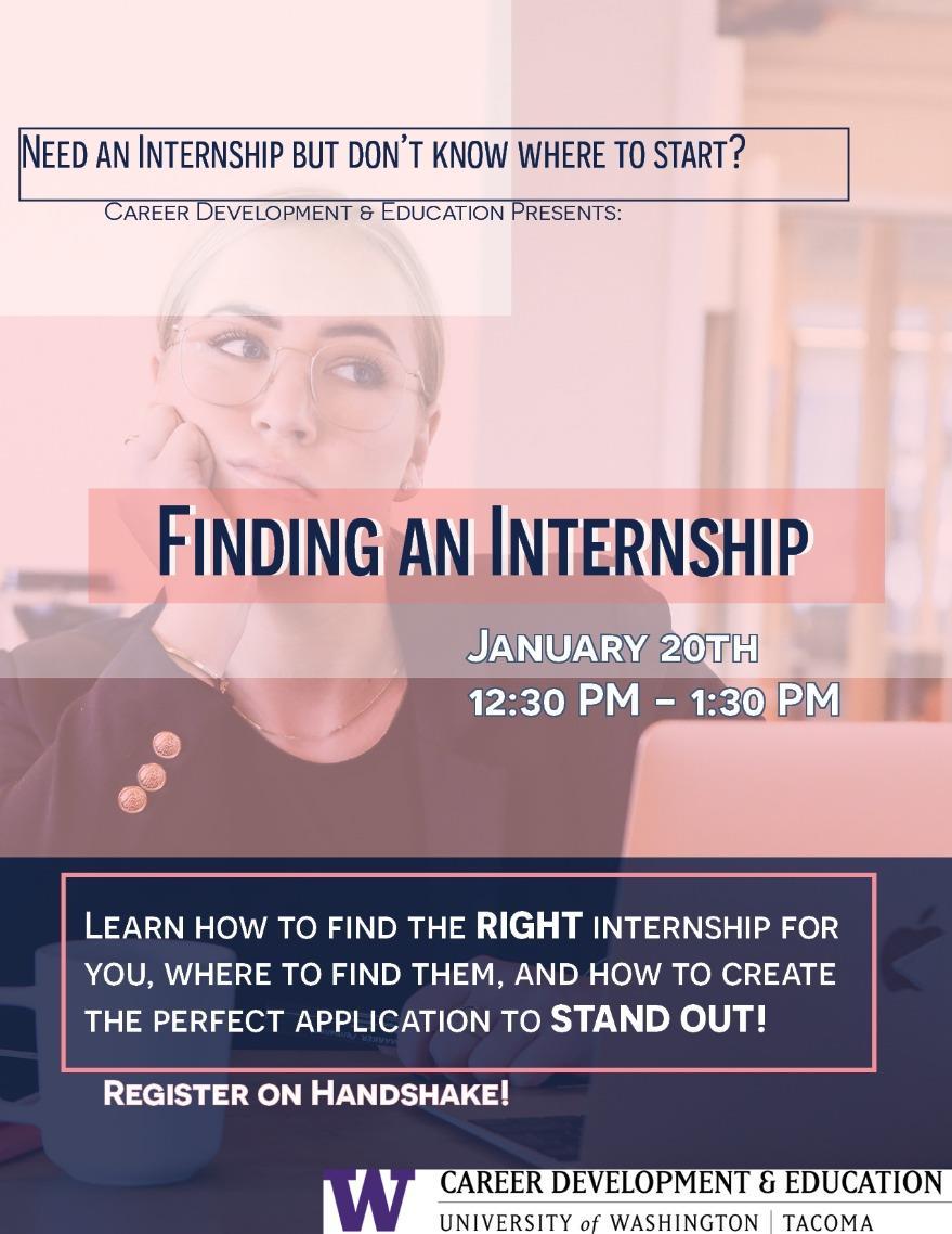 Finding an Internship
