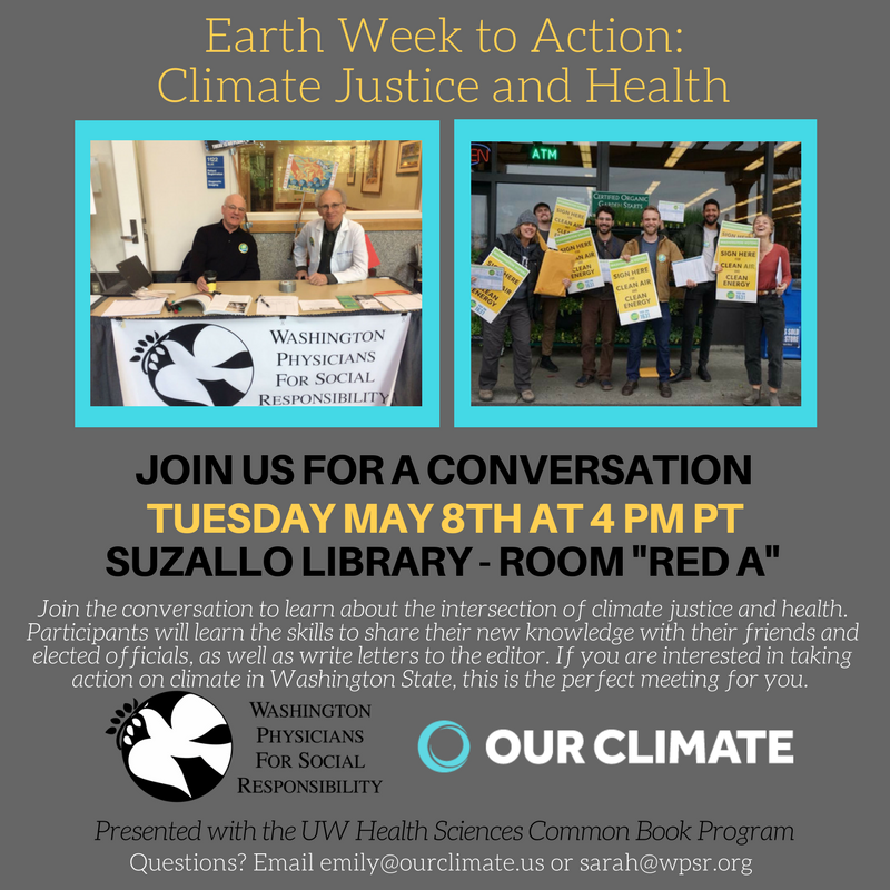 Conversation on Climate Justice and Health