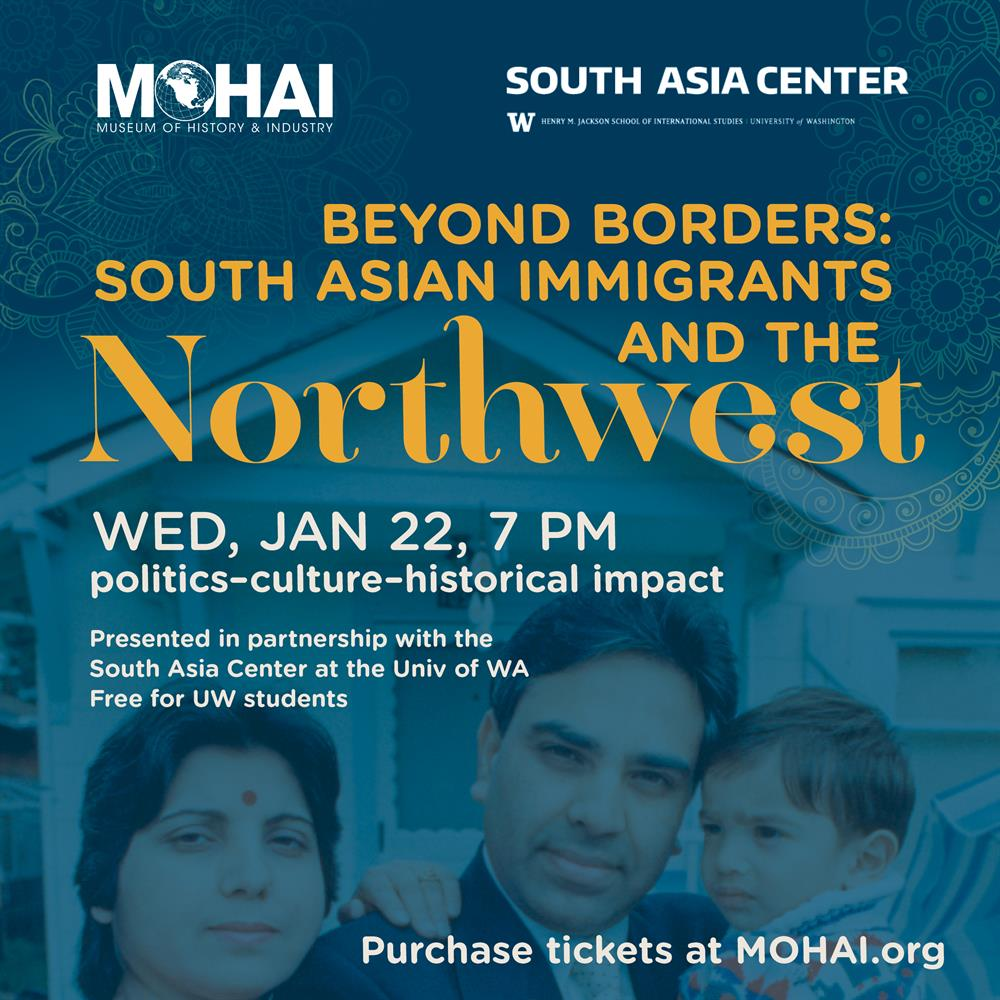 Beyond Borders: South Asian Immigrants and the Northwest