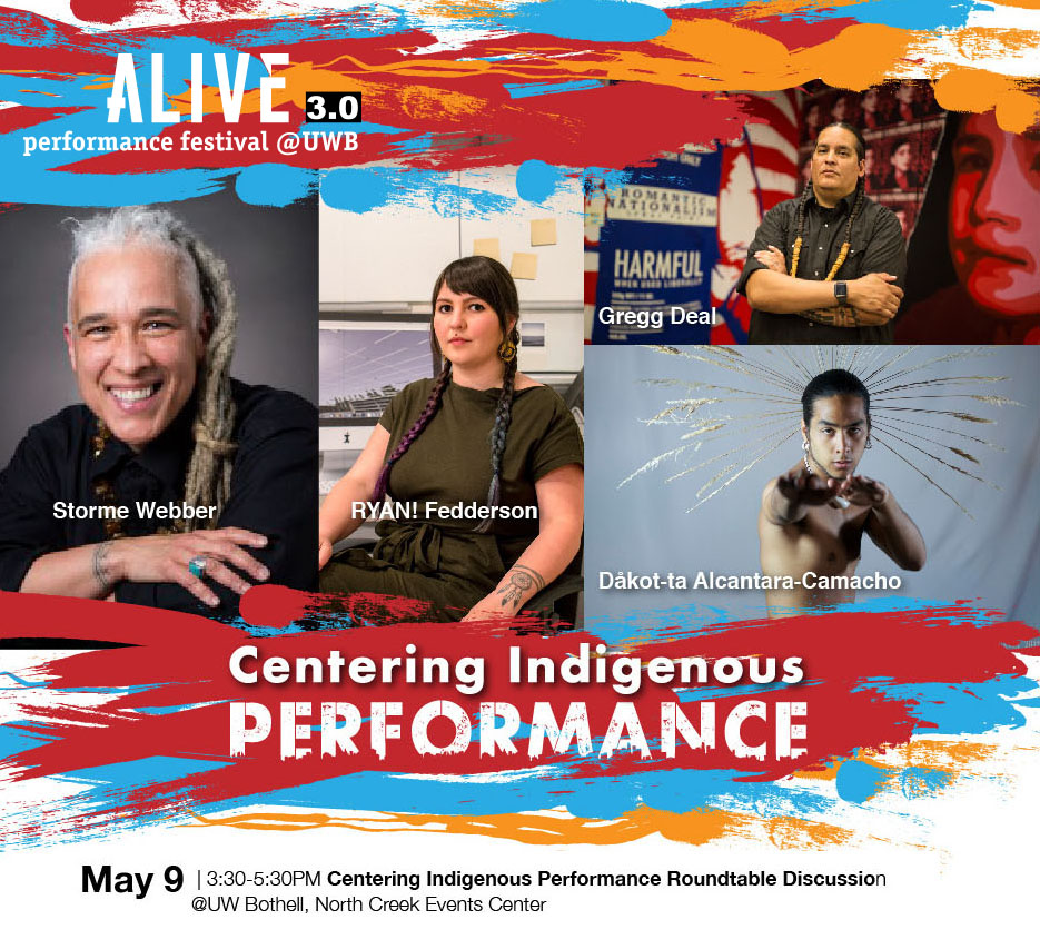 Artists Roundtable: Centering Indigenous Performance
