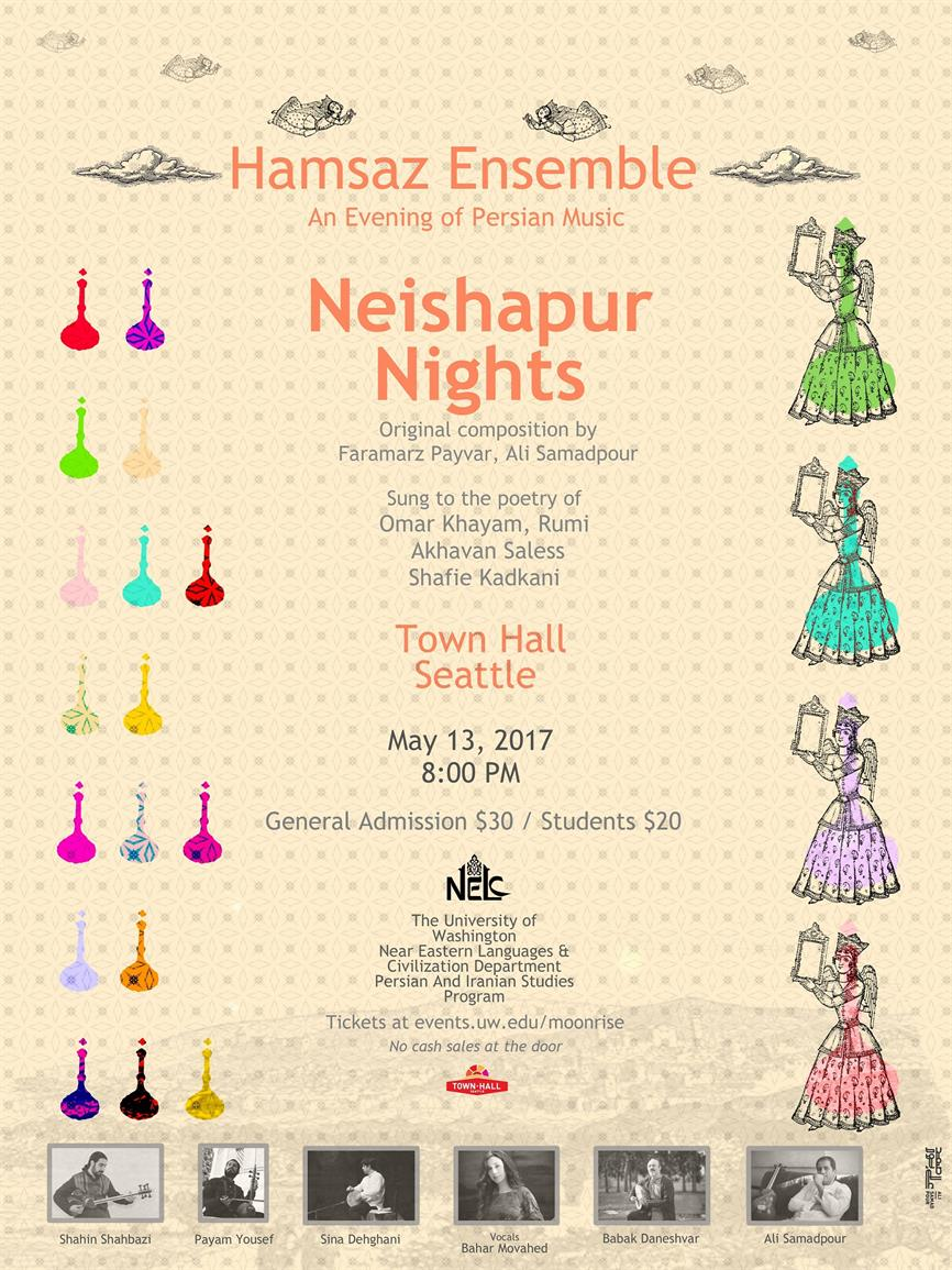 Hamsaz Ensemble: Neishapur Nights