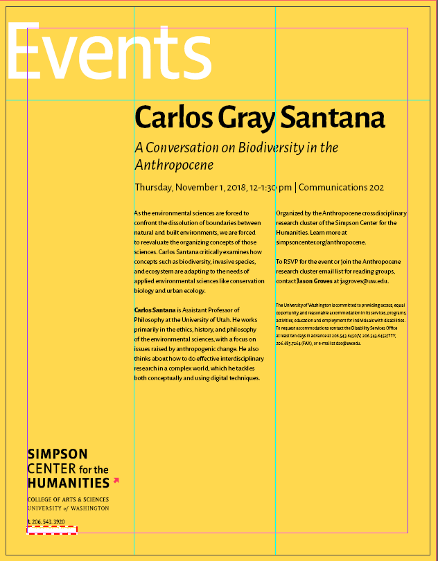 Carlos Gray Santana: A Conversation on Biodiversity in the Anthropocene