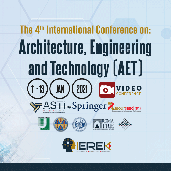 Architecture, Engineering, and Technology (AET) Conference