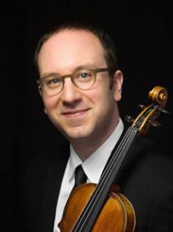 Guest Artist Master Class: David Bowlin, violin