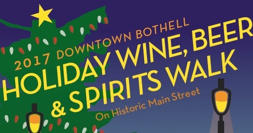 Holiday Wine, Beer, & Spirits Walk