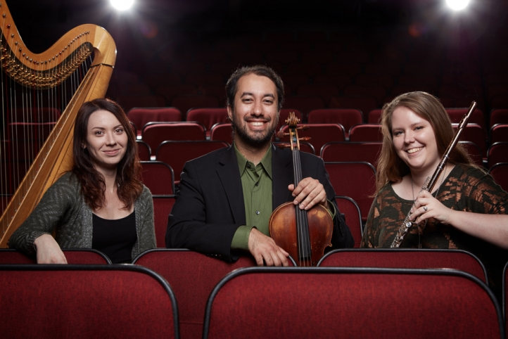 Scholarship Chamber Group: Evergreen Trio