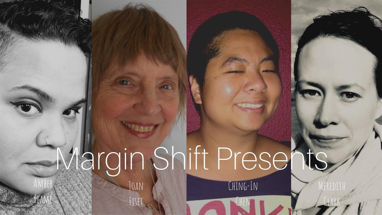 Margin Shift Presents: Flame, Fiset, Chen, and Clark