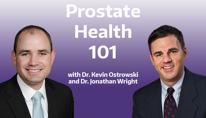 Whole U Health Lecture Series: Prostate Health 101