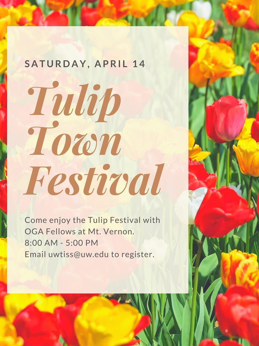 Tulip Town Festival
