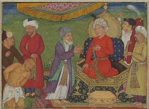 Head in the Clouds, Feet on the Ground: Mughal Bureaucracy, Scholars, and Social Mobility in Late Mughal India