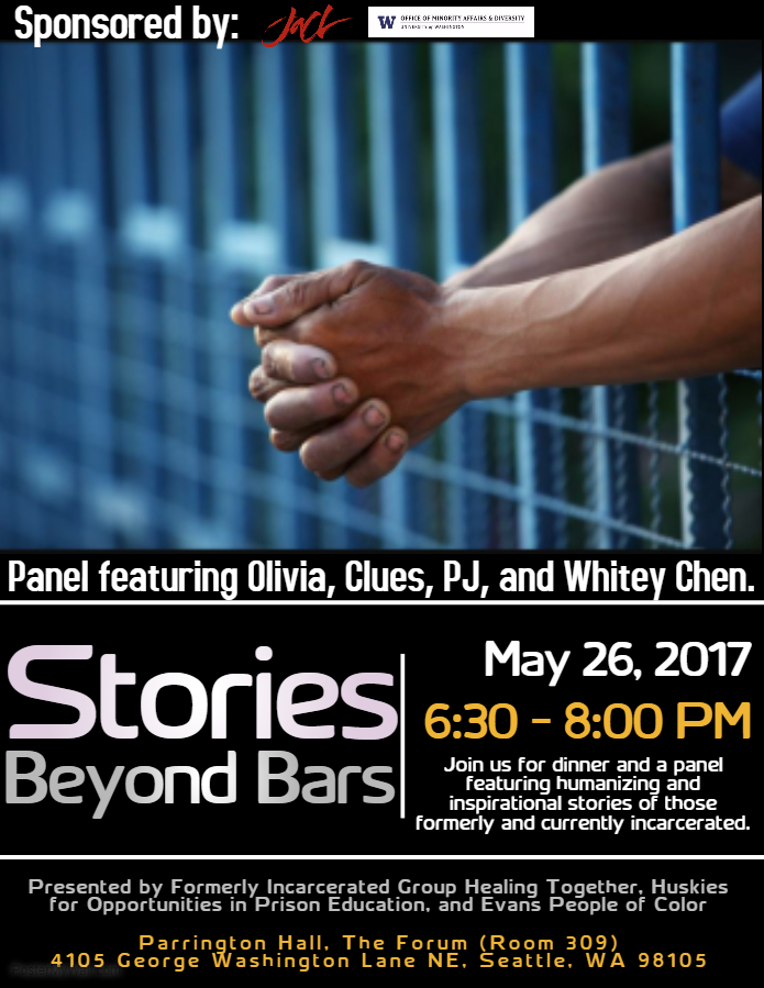 Stories Beyond Bars