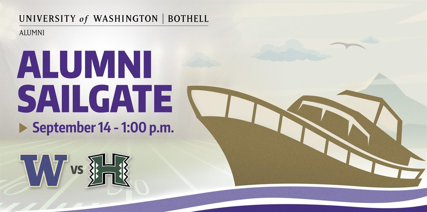 Husky Football Argosy Sailgate- Huskies vs. Hawaii