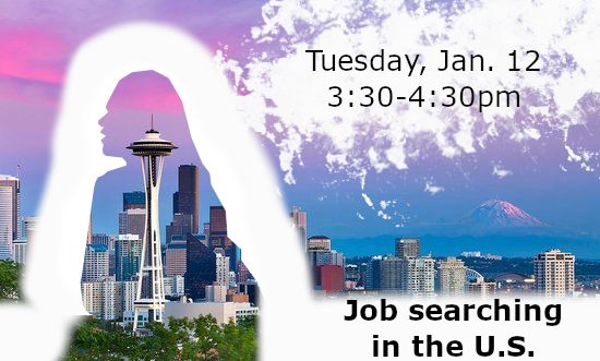 Job Search Strategies and Work Authorization Workshop for International Students