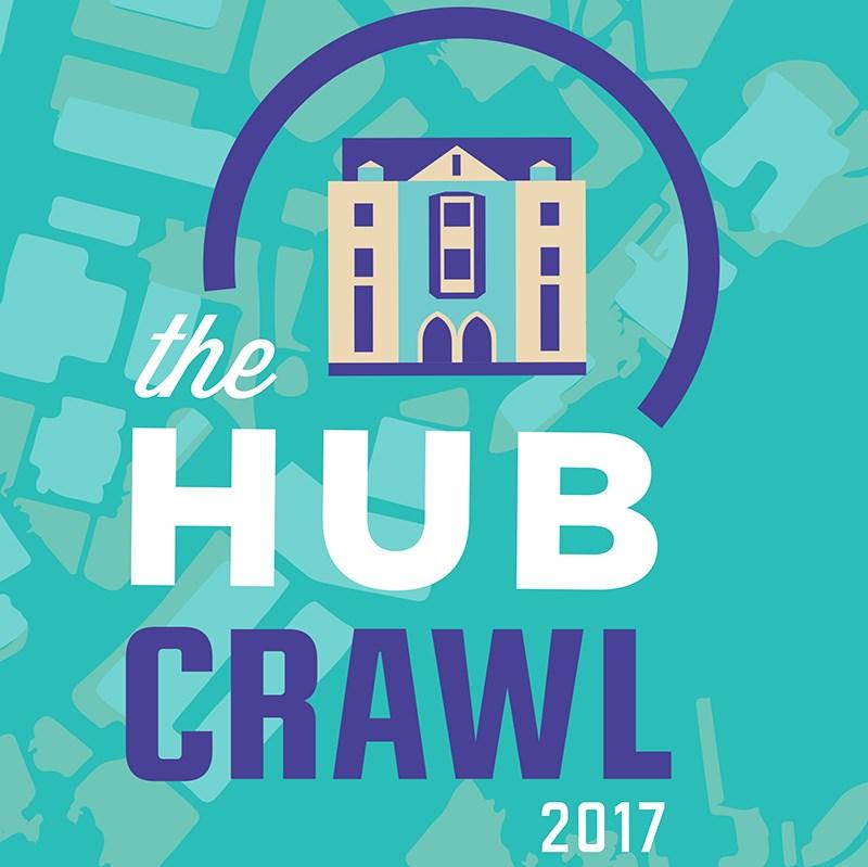 HUB Crawl 2017