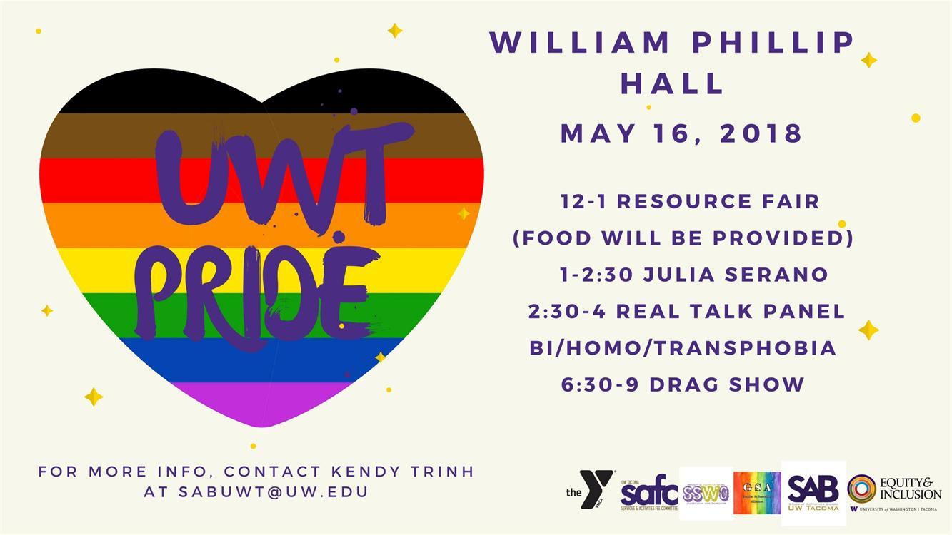 UWT Pride Day